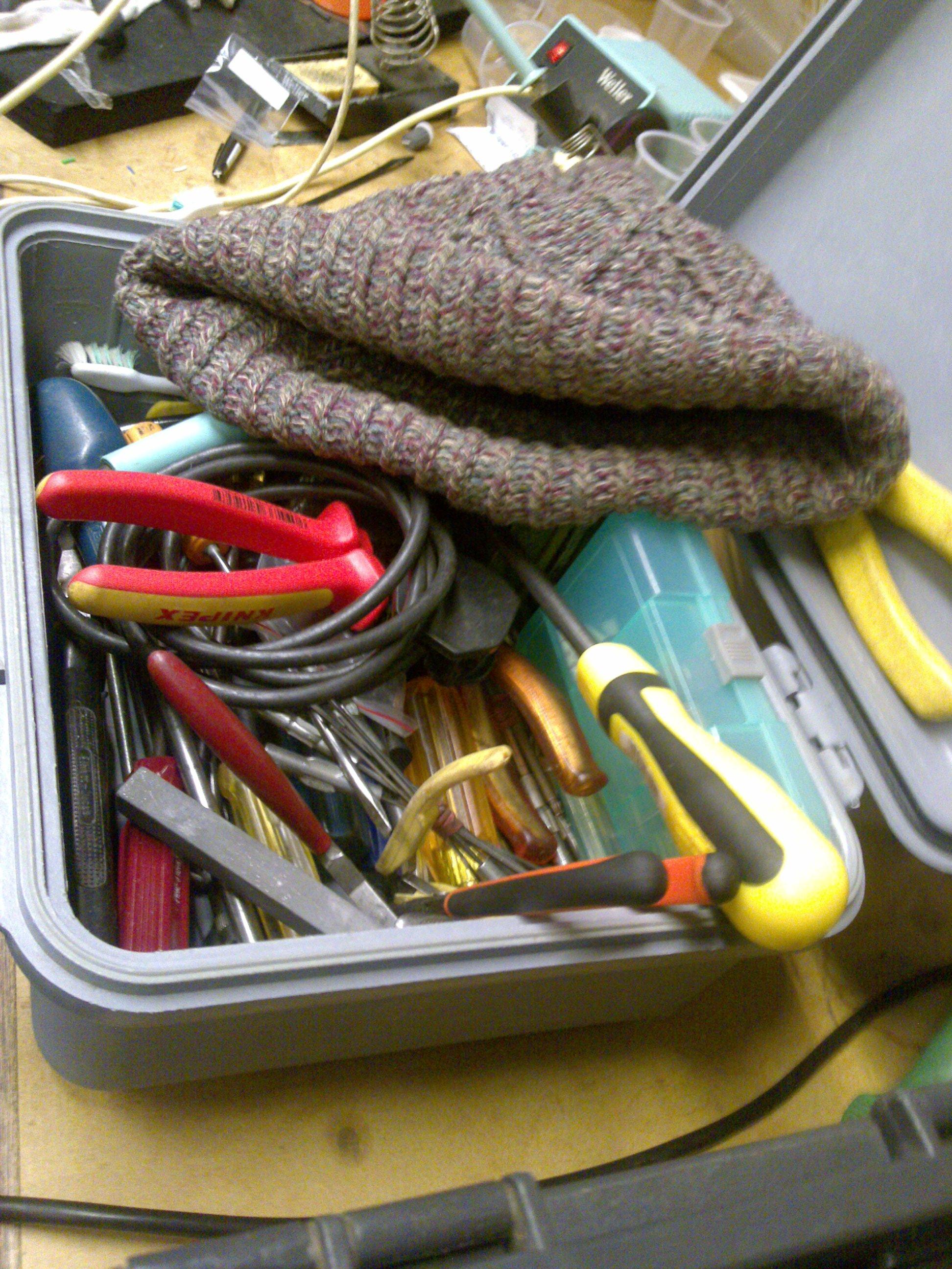 Marcel's marvelous box of tricks