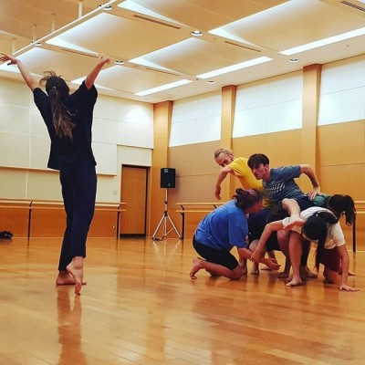 Rehearsals in Oita