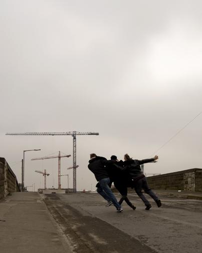 Niche - Fearghus, Matthew, Stéphane (photo Jonathan Mitchell)